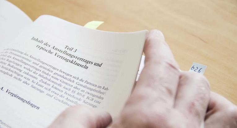 Sudmann Rechtsanwalt Arbeitsrecht Leistungen Kündigung Aufhebungsvertrag Abfindung Tantieme Bonusvereinbarungen