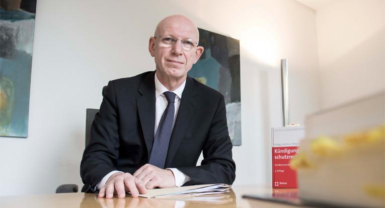 Sudmann Arbeitsrecht Rechtsanwalt Mannheim Profil